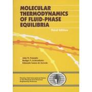 MOLECULAR THERMODYNAMICS OF FLUID PHASE EQUILIBRIA