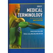 medical terminilogy an illustrated guide 2021 ninth edition مدیکال ترمینولوژی کوهن