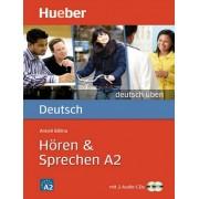 Deutsch Uben Horen Sprechen A2