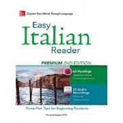 Easy Italian Reader Premium 2nd Edition همراه DVD