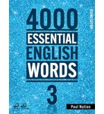 ۴۰۰۰Essential English Words 3 Second Edition