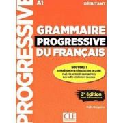 Grammaire Progressive Du Francais A1 همراه CD