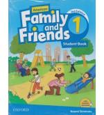 american family and friends 1 SB 2nd edition همراه با کتاب کار و DVD