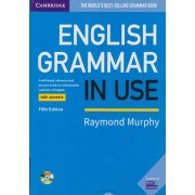 english grammar in use with answers fifth edition همراه DVD