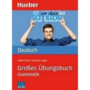 آموزشی زبان آلمانی Grobes Ubungsbuch Grammatik