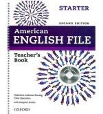 American English File 2nd Teacher Book Starter