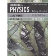 fundamentals of physics volume 1 halliday 11th edition