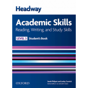 Headway Academic Skills level 3 reading and writing students book