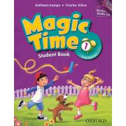 Magic Time 1 Student Book 2nd editon