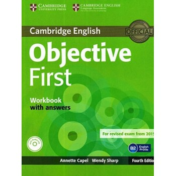 Objective first work book with answers