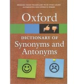 Oxford Dictionary OF Synonyms And Antonyms ویرایش سوم