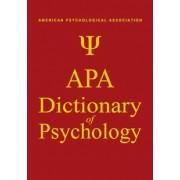 دیکشنری روانشناسی APA