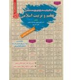 نمونه آزمونهای مستند و پرتکرار برگزار شده استخدامی تعلیم و تربیت اسلامی
