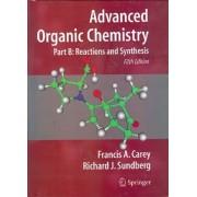Advanced organic chemistry-B edition 5
