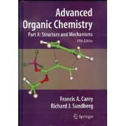 Advanced organic chemistry A edition 5