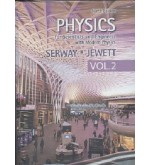 Physics for scientists and engineers vol 2 edition 9 ویرایش نهم