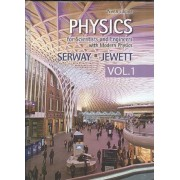 Physics for scientists and engineers vol 1 edition 9