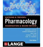 ۲۰۲۲ Katzung and Trevors Pharmacology Examination and Board Review 13th Edition گالینگور